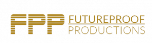 FUTURE PROOF PRODUCTIONS Logo